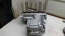 76 Honda CB750A Hondamatic CB 750 HM493B. Engine crankcase cases
