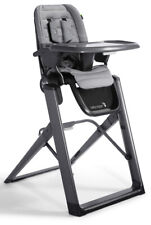 Baby Jogger City Bistro Compact Folding High Chair Graphite NEW