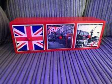 London/ England Mini  Drawers / Bedroom Storage