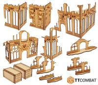 TTCombat BNIB City Quadratum Ruins TTSCW-SFG-061