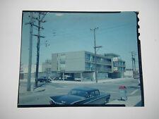 c1945 Large Format Color Negative Wharf's Inn Fisherman's Wharf San Francisco