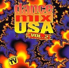 Dance Mix USA 2 (17 tracks, 1994, US) Snow, Paper Boy, Salt n' Pepa, Biza.. [CD]