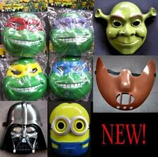 Unbranded Cartoon Characters Costume Masks