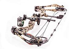 Nuevo paquete de Bear Archery promesa rth Camo RH arco compuesto 70# A7AT1117WM Cruzer