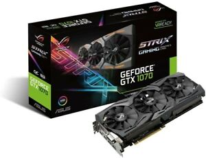 Asus ROG Strix GTX 1070 OC [FREE POST to AUSTRALIA]