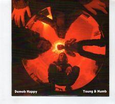 (HD745) Demob Happy, Young & Numb - 2015 DJ CD