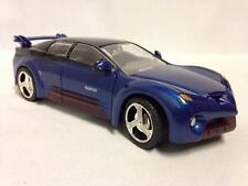 Diecast model 1:24 Car Pontiac Rageous From Motormax 73258MB