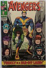 Avengers #30 (Jul 1966, Marvel), VFN-NM condition