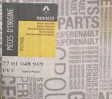RENAULT MASTER II ORIGINAL Gebläsemotor OE: 7701048969 NEU