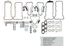 Genuine GM HOLDEN Commodore V6 Complete Timing chain Kit VZ/ VE/ WM 92282425/6/7