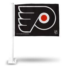 Philadelphia Flyers NHL 11X14 Window Mount 2-Sided Car Flag