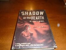 """""""Shadow On The Hearth"""" by Judith Merril. Hardcover First Edition 1950 Fiction"""