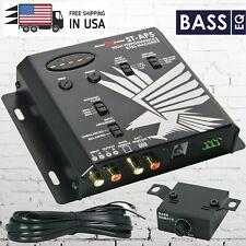 Soundxtreme Digital Bass Machine Processor Epicenter RECONSTRUCTION Bass Knob