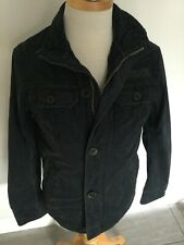 Hollister Mens Navy Cotton Jacket Size S. Great Condition.