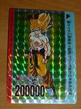 DRAGON BALL Z DBZ AMADA PP SPECIAL CARDDASS CARD PRISM CARTE 624 JAPAN RARE UR