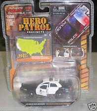 Jada 1/64 LAPD Los Angeles Police Department Ford Crown Victoria HERO PATROL