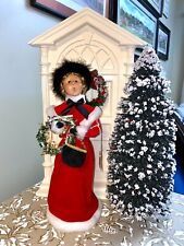 Byers' Choice Caroler Woman Emily's Mother Brand New 2005