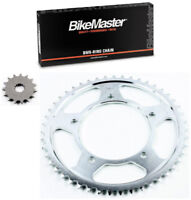 Suzuki SV650 SV650S 1999-12 DID Gold X-Ring Chain and Sprocket Kit OEM QA or Fwy