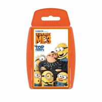 Top Trumps Despicable Me 3 Card Game