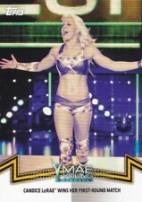 2018 Topps WWE Women's Division Sammelkarte,Momments  #NXT-18 Candice LeRae