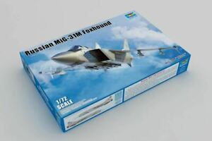 1/72 TRUMPETER RUSSIAN MIG-31M FOXHOUND TR01681