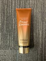 Victoria's Secret AMBER ROMANCE Fragrance Body Lotion 8 fl oz Full Size *NEW
