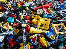 Lego® Technic1 kg Teile Technik Lochbalken Pins Kreuzstangen Reifen 1kg