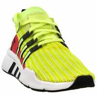 adidas EQT Support Mid ADV Primeknit Sneakers Casual   Sneakers Yellow Mens -