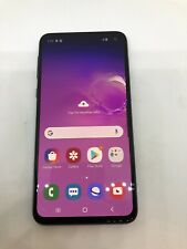Samsung Galaxy S10e (SM-G970U1) 128GB CC - Cracked Cam Glass