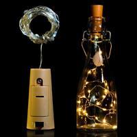20LED Flasche Licht Flasche Kork LED Kork Tischlampe Flasche Beleuchtung Kork