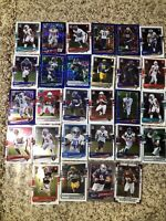2020 Donruss Optic Football Investors Rookie Card Lot w/ Refractors- 28Cards 📈