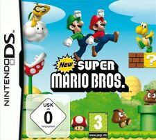 Nintendo DS Spiel - New Super Mario Bros. DE/EN Modul