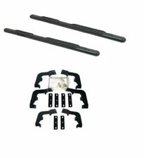 Westin 22-5025/22-1775 Premier 4 Oval Nerf Step Bars & Mounting Kit for Equinox