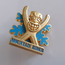 MOUNTAIN RIDER 'DUSEAUX SPORTS BADGE' COLLECTORS PIECE