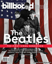 Billboard,The Beatles,John Lennon,Paul McCartney,George Harrison,Ringo Starr