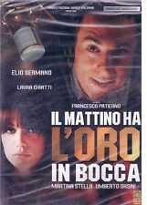 IL MATTINO HA L'ORO IN BOCCA MARCO BALDINI LA STORIA DVD SIGILLATO SEALED