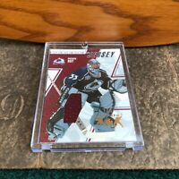 PATRICK ROY GAME USED JERSEY CARD  # 1/1 FALL EXPO '03