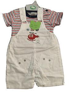 2 Piece Baby Boys Set Size 6-9 Months