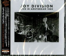 JOY DIVISION-LIVE IN AMSTERDAM 1980-IMPORT CD F07