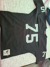 Mitchell Ness M&N Authentic Howie Long Los Angeles Raiders Jersey sz 52 2XL XXL