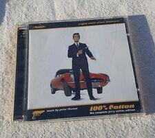 100% Cotton The Complete Jerry Cotton Edition Peter Thomas 2 CD Set 1997