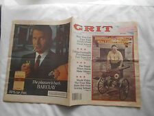 GRIT-AUGUST 29,1982-DALE SANDIGE:THE MAN WHO LOVES CANNONS