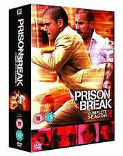 Prison Break: The Complete Season 2 (6 Discs) - DVD