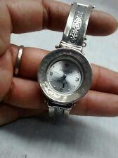 Pretty Silpada  sterling 925 ornate round face watch