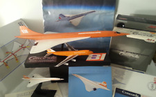 """Pacmin Postcards+1 Concorde """"18'' Long Super Travel Agent  79/80 Prop """"+stand*"""