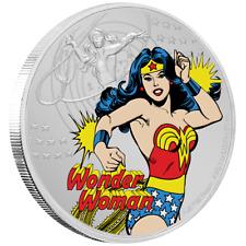Niue 2 Dollar 2020 - 60 Jahre Justice League™ Wonder Woman™ (1.) 1 Oz Silber PP