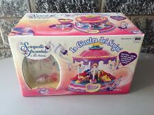 VINTAGE#LEGEND OF THE SHOE FAIRIES Carousel NIB BLUE BOX