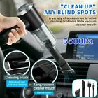 120W 5500PA Cordless Handheld Vacuum Cleaner Rechargeable Car Auto Home Duster photo