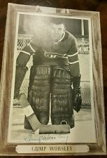 1964-67 GROUP 3 SIGNED BEE HIVE CARD GUMP WORSLEY CANADIENS RANGERS NORTH STARS