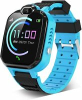 Kids Smartwatch for Boys Girls - Smart Watch for Kids with 7 Games Music Player